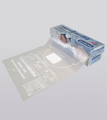 roll of CPR Manikin training Face Shields